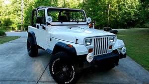 1995 Jeep Wrangler  U0026 39 Rio Grande U0026 39  Edition