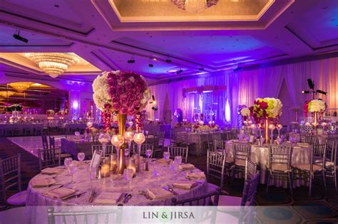 sheraton universal hotel indian wedding ruchi  pramil