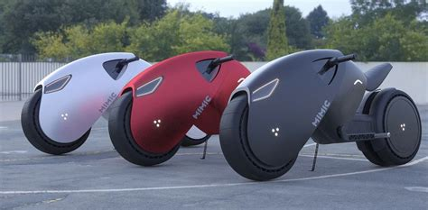 Mimic Electric Superbike | WordlessTech
