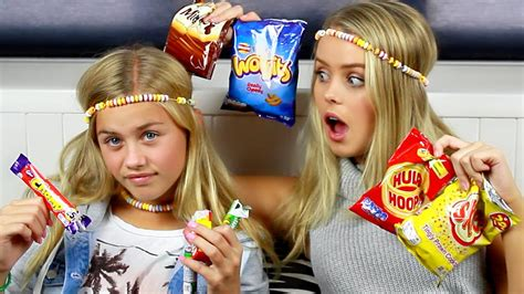 Reminiscing On English Sweets And Snacks Youtube