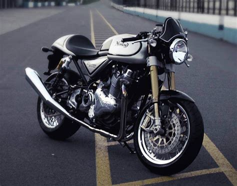 Norton Commando 961 Cafe Racer