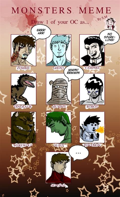 Ooo Meme - monster meme ooo nomnom by spideyscoob28 on deviantart