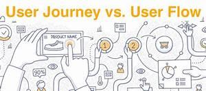 User Journey Vs User Flow  U2014 Differences  U0026 Similarities