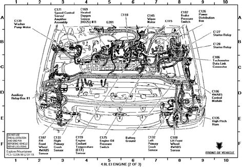 98 Explorer Engine Diagram by I A 1998 Mercury Mountaineer The Problem Is That When