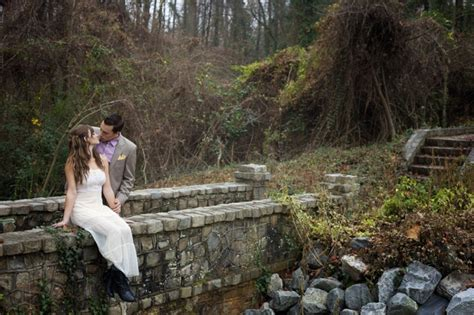 romantic nature inspired snow white wedding inspiration