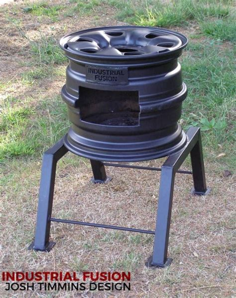 deluxe rim  fire  stand welding pinterest stove
