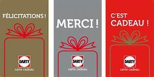 Carte Fidélité Darty : faire plaisir avec une carte cadeau darty darty services ~ Melissatoandfro.com Idées de Décoration