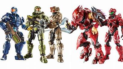 Halo Mattel Toys Toy Figures Series Fair