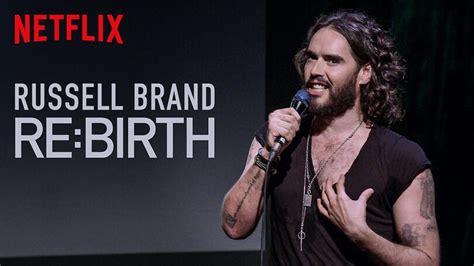 russell brand netflix russell brand re birth 2018 netflix nederland films