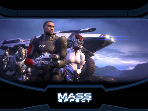 wallpapers mass effect