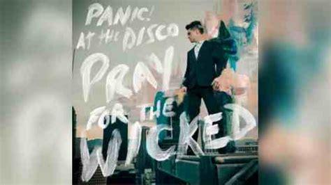 Panic! At The Disco Bring 'say Amen (saturday Night)' To