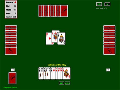 3 handed pinochle deck sac pinochle page