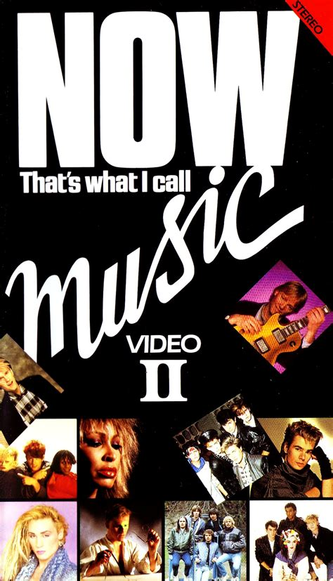 Now That's What I Call Music Video Ii  Duran Duran Wiki