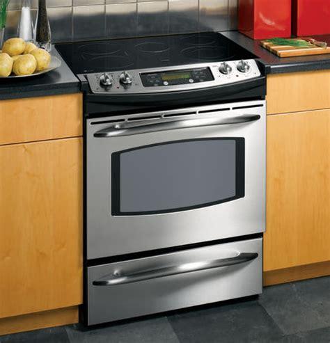 ge profile    electric range jsskss ge appliances