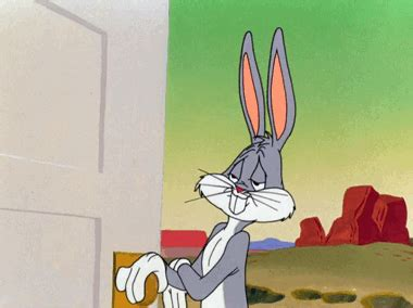 funny animated bugs bunny cartoon gifs   animations