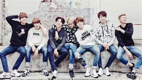 BTS Wallpaper Desktop
