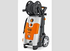 RE 163 PLUS 150bar high pressure cleaner with integrated