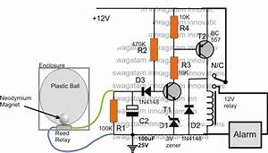 motorcycle accident alarm circuit With motorcycle alarm