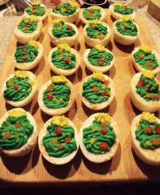 christmas deviled eggs deviled egg recipies pinterest