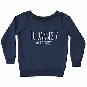 T Shirt Avec Message : tee shirt avec texte vetement breton ~ Nature-et-papiers.com Idées de Décoration