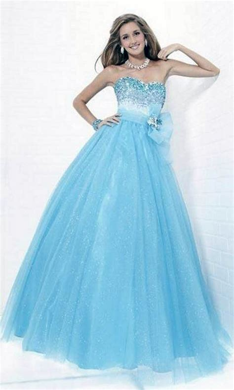 Prom Dresses Light Blue by Light Blue Prom Dress Option Inofashionstyle