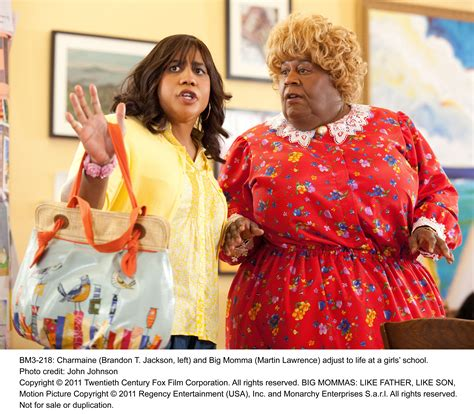 martin lawrence interview big mommas  father