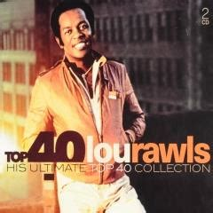 Top 40  His Ultimate Top 40 Collection (2)  Lou Rawls