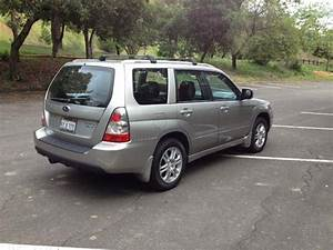 2006 Subaru Forester 2 5 Xt Limited  5