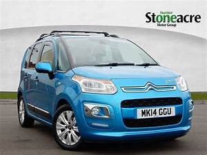 Used 2014 Citroen C3 Picasso 1 6 Hdi 8v Exclusive Mpv 5dr Diesel Manual  112 G  Km  90 Bhp  For