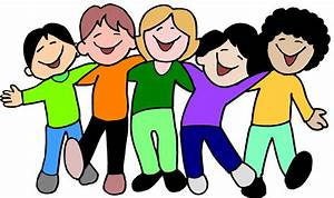 Happy kids clipart free clipart images - Clipartix