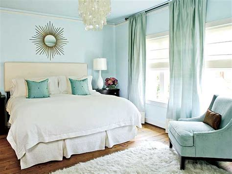 stylish blue color schemes  bedrooms interiorholiccom