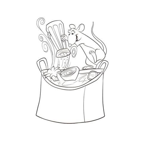 coloriage ustensiles cuisine a imprimer gratuit