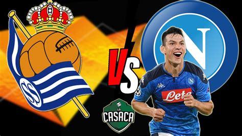 Real Sociedad Vs Napoli Dazn / Soi kèo Real Sociedad vs ...