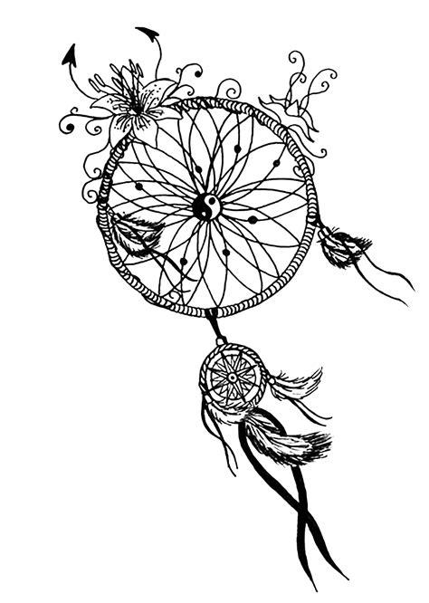 Mandala to download free dreamcatcher - M&alas Adult