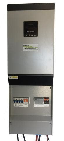 axpert 3kva inverter kit with pre wired ac dc solar back plane sustainable energy solutions