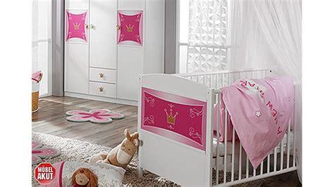 babyzimmer rosa weiss babyzimmer kate kinderzimmer in wei 223 und rosa 3 teilig
