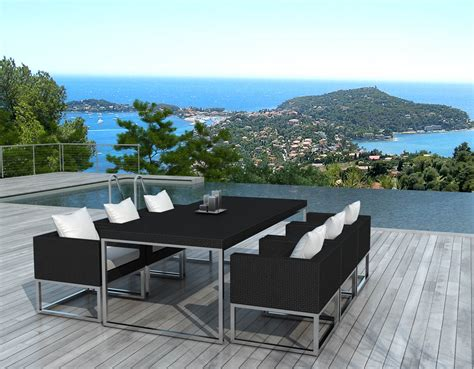 Idu00e9es du00e9co  Tables de jardin - Terrasses - Salons de jardin