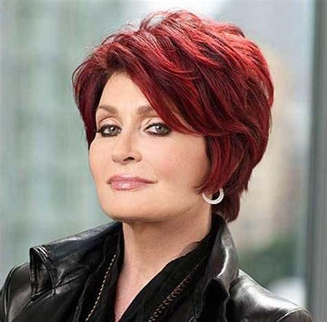 besten frisuren f 252 r kurze haare rot innen rot haare kurze haarschnitte trend frisuren
