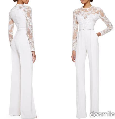 formal white jumpsuit popular formal evening jumpsuits buy cheap formal evening