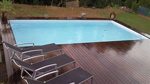 Piscine En Kit Pas Cher : piscine hors sol kit enterr e pas cher ~ Melissatoandfro.com Idées de Décoration