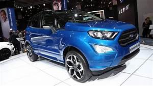 Ford Ecosport St Line 2018 : 2018 ford ecosport facelift gains awd st line version ~ Kayakingforconservation.com Haus und Dekorationen