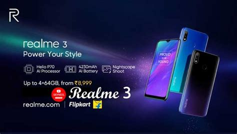 realme  smartphone  selling budget phone  march