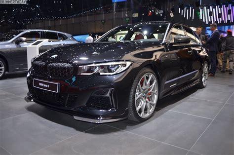2019 Bmw M340i by Geneva 2019 Bmw M340i G20 With M Performance Parts