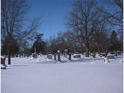 Riverside Cemetery Charles City