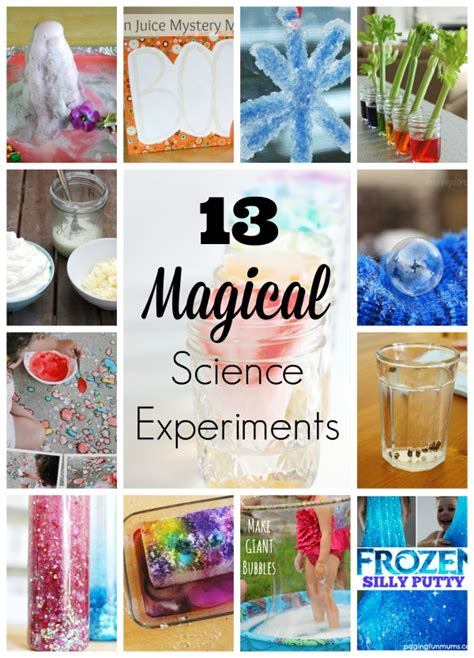 magical science experiments  kids   takes