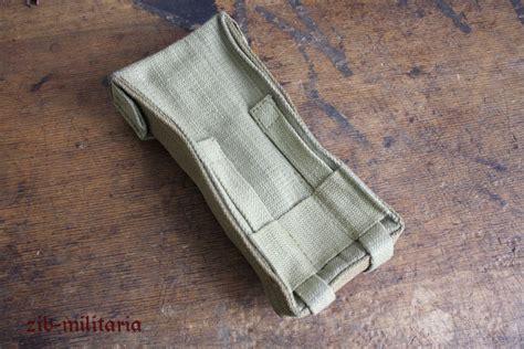 forces sten gun mag pouch