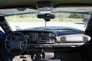 2001 Dodge Ram 2500 Sport  Blue Beauty With A Punch