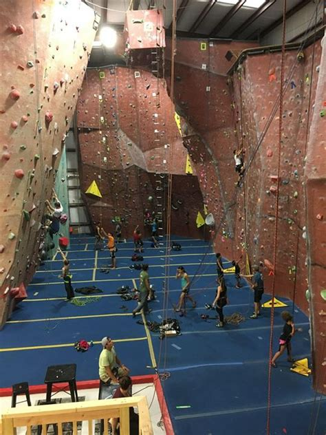 The Edge Rock Climbing Gym Space Coast Event Calendar