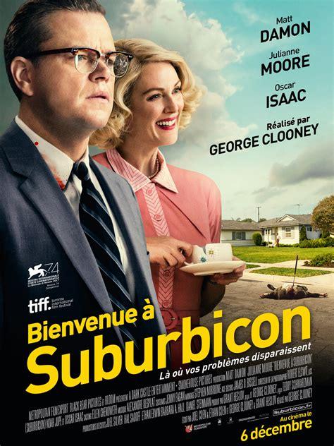 Bienvenue à Suburbicon  Film 2017 Allociné
