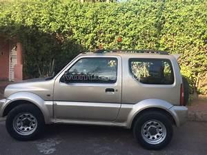 Suzuki Jimny Essence : voiture suzuki jimny casablanca maroc essence 2005 a ~ Farleysfitness.com Idées de Décoration